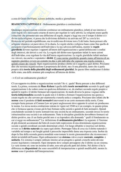 Dispense Diritto Pubblico by Diritto Pubblico Dell Informazione E Della Comunicazione