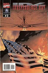 ID4: Independence Day Comic Book by Marvel Title Details