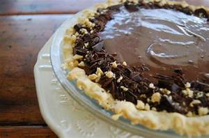 Foodista | Icebox Vegan Chocolate Banana Pie