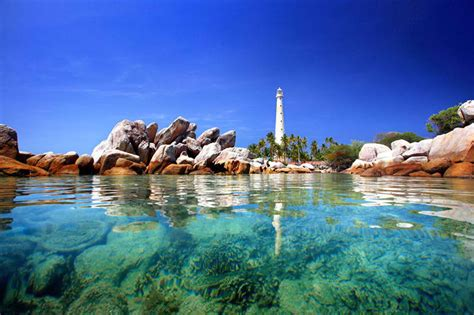 paket wisata belitung island bangka belitung pesona indonesia