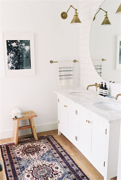 Bathroom Rug Ideas by Best 25 Bathroom Rugs Ideas On Classic Pink