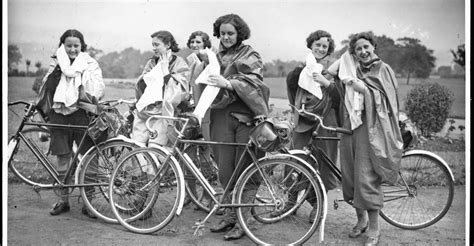 bicycle paved    womens rights