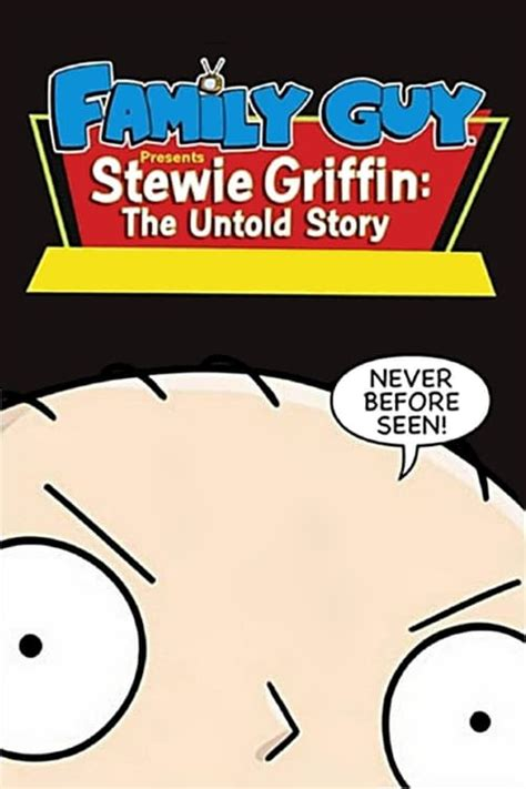 family guy presents stewie griffin  untold story