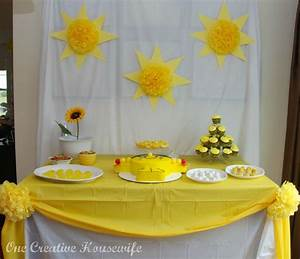 Unique tablecloth ideas on birthday