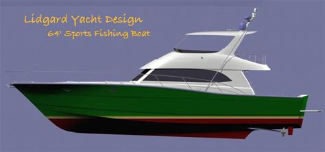 Sport Fishing Boat Blueprints by Boat Designs Australia How To Build A Shed Roof Free