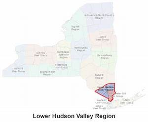 Lower Hudson Valley Region   NYS GIS Association