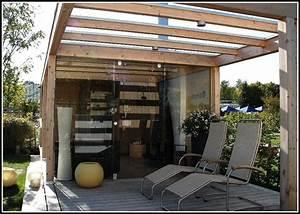 Terrassenüberdachung Aus Glas : terrassenuberdachung holz und glas ~ Whattoseeinmadrid.com Haus und Dekorationen