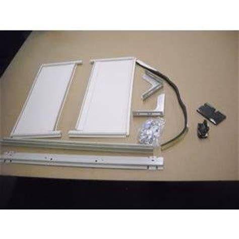 amazoncom carrier fv air conditioner window mounting kit home kitchen