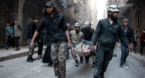 Soros-Sponsored NGO in Syria Aims at Ousting Assad, Not