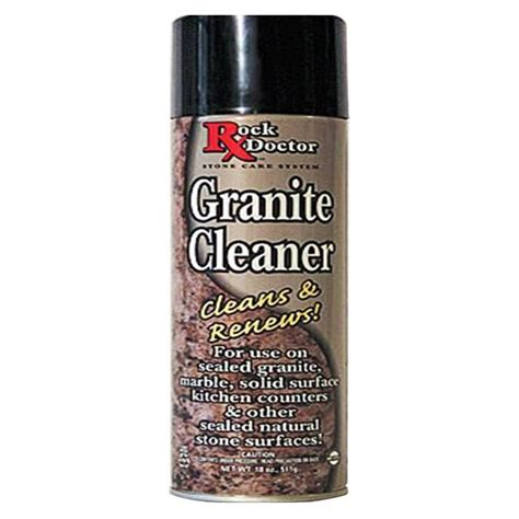 rock doctor 18 oz granite cleaner lowe s canada