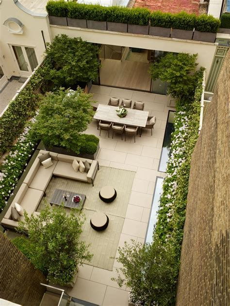 london roof terrace bowles wyer bespoke garden