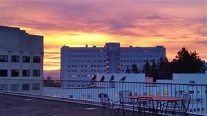 Sunrise over Doernbecher · OHSU Digital Commons