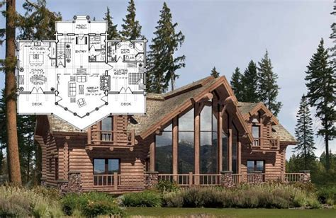 Milled Log Homes   PrecisionCraft Log Homes