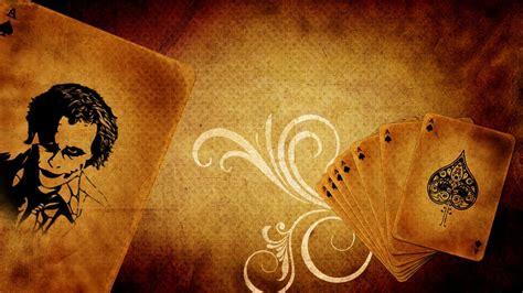 abstract  joker poker wallpaper