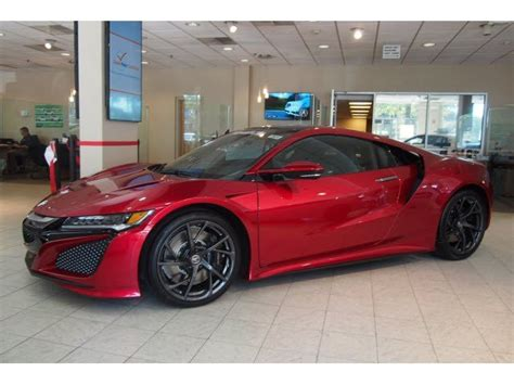 acura nsx dr car  bridgewater  bill