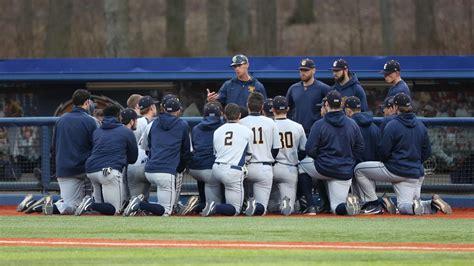 baseball announces  schedule canisius college athletics