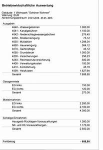 Rechnung Begleichen : lexware hausverwalter ~ Themetempest.com Abrechnung
