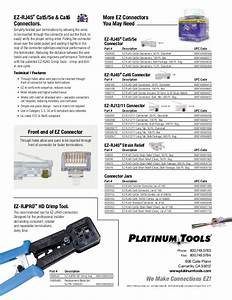 Platinum Tools 100022 Data Sheet