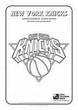 Nba Coloring Pages Logos Basketball Knicks Cool Teams York Jazz Utah Team Sheets Printable Template Educational Activities Nets Madison Books sketch template