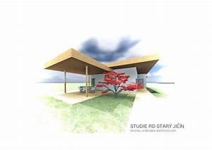 Architektonická studie bytového domu