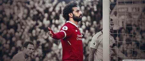 Mohamed Salah Liverpool Ultra Hd Desktop Background