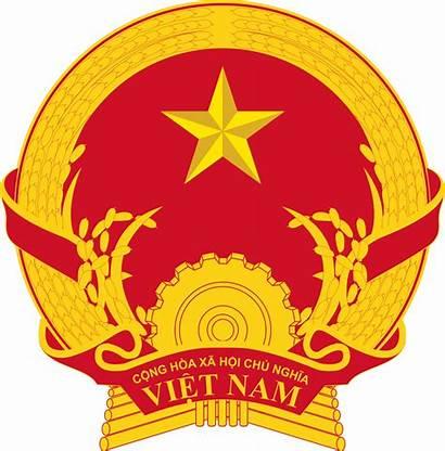 Vietnam Emblem Wikipedia Wiki Svg