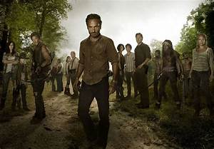 THE WALKING DEAD Season 3 Cast POSTER ART PRINT TWD02 A4 ...