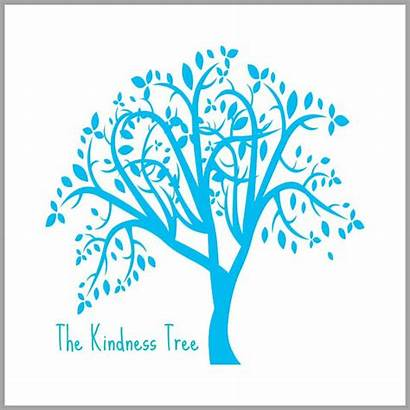 Kindness Tree July Space Each