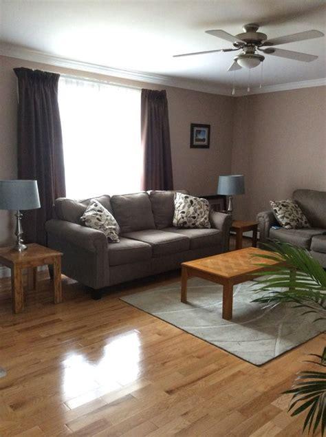 tv sofa  loveseat layout