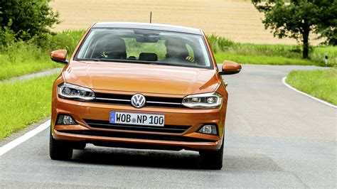 Review Volkswagen Polo by 2018 Volkswagen Polo Review Top Gear