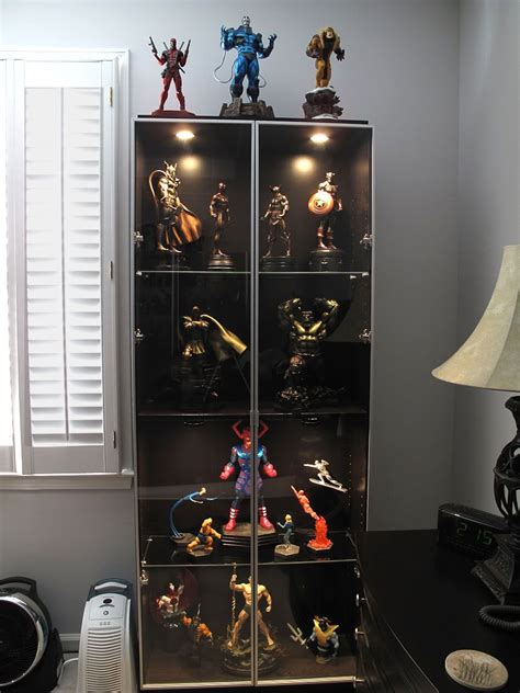 Display Bookcase by Ikea Billy Bookcase Display Help Sideshow Freaks