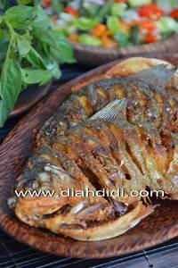 Diah Didi's Kitchen: Bawal Goreng Sambal Dabu Dabu ...