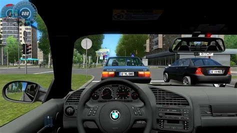 City Car Driving  Bmw M3 E36 Youtube