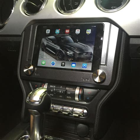 ford mustang ipad mini nexus  dash kit