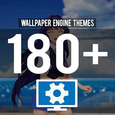 megumin konosuba wallpaper engine anime theme