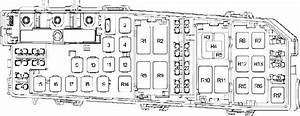 Ford Transit Connect  2009 - 2013  - Fuse Box Diagram