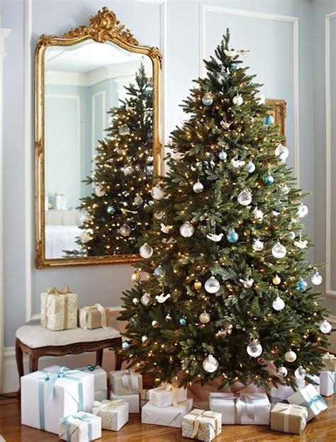 cool pre lit artificial christmas trees in spaces san