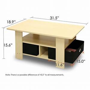 Coffee Table, Charming Coffee Table Size On Furniture With