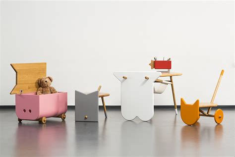 Nataša Njegovanović's Avlia Furniture System For Children
