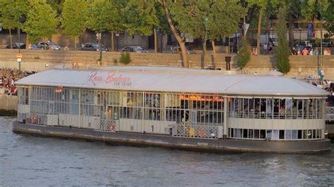 port des invalides 75007 restaurant rosa bonheur sur seine 224 en vid 233 o