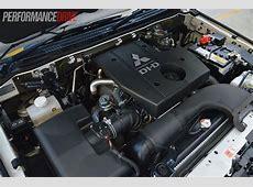 2014 Mitsubishi Pajero Exceed review PerformanceDrive