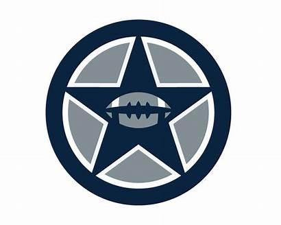 Cowboys Dallas Clipart Emblem Nfl Clip Transparent