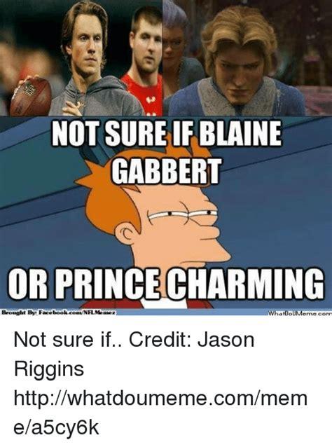 Blaine Gabbert Meme - 25 best memes about blaine gabbert blaine gabbert memes