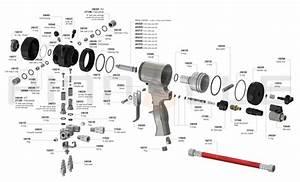 Graco Fusion Ap Spray Gun Replacement Parts    Pinnacle