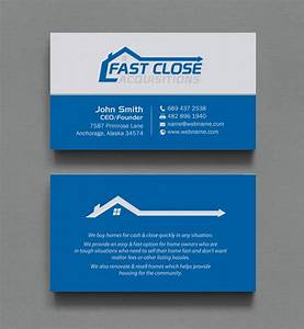 Real estate investment business cards best business cards for Real estate investor business card