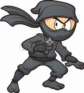 Kid Ninja Clipart (43+)