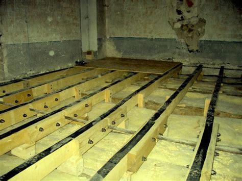 cuisine equiper pas cher isolation phonique au sol pour mezzanine en bois