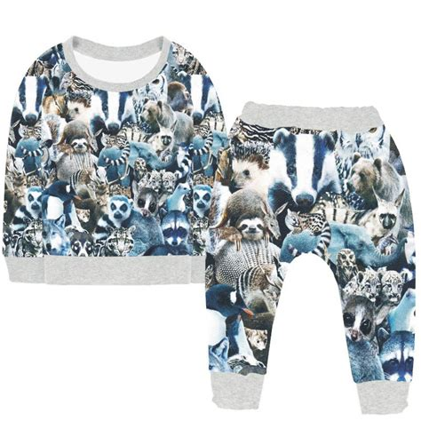 boys set s best animal clothing set clothes baby children clothing baby clothing