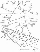 Coloring Yacht Pages Transport Drawing Rickshaw Easy Boat Books Sheets Bestcoloringpages Printable Colour Air Craft Sky Transportation Popular Simple Worksheet sketch template
