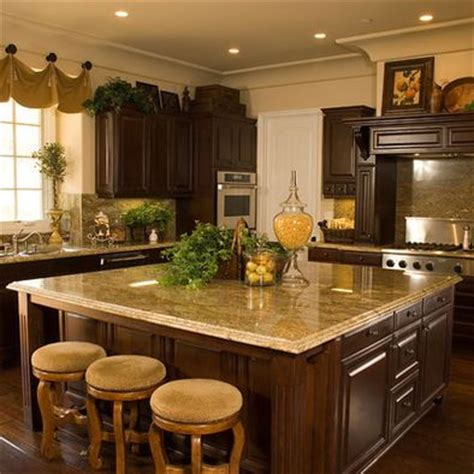 tuscan kitchen decor classy kitchens pinterest islands window  window treatments